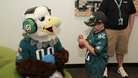 Eagles announce sensory room for fans with autism, sensory challenges