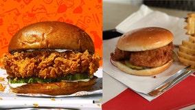 Chick-fil-A, Popeyes spark heated Twitter debate over best chicken sandwich