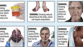 US makes push for graphic warning labels on cigarettes