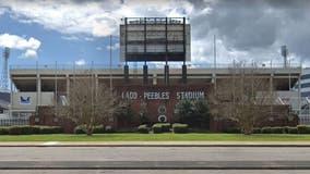 6 teens shot at high school football game in Alabama