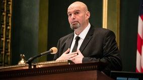 Fetterman leads fundraising in Pennsylvania's United States Senate race