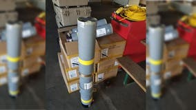 Rocket launcher discovered at BWI Airport; second found this week