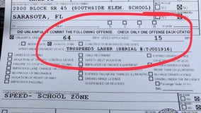 'This is not okay': Sarasota driver traveled nearly four times the speed limit in school zone