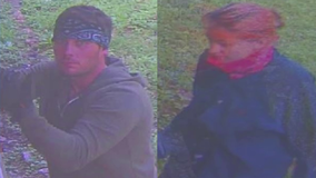 Suspects sought in Bensalem burglary