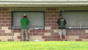 Delaware County community plastered with graffiti; dad makes sure son cleans it up