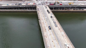 Chestnut Street Bridge closes for yearlong renovation project