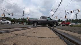 Locals fearful railroad crossing lacks proper warning signs