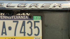 Pa. state lawmakers hope to bring back license plate stickers