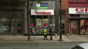 Iconic I Goldberg Army & Navy going out of business after 100 years