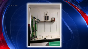 Officials: Little league clubhouse vandalized in Levittown