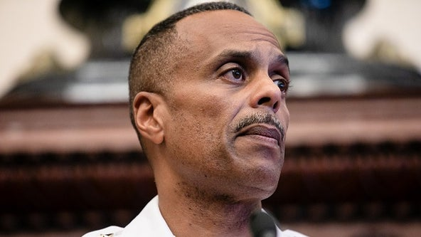 Philadelphia Police Commissioner Richard Ross resigns after woman alleges affair, retaliation