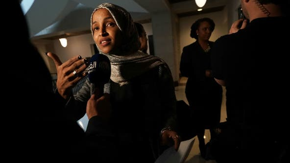 Reps. Omar, Tlaib host press conference addressing Israeli visit