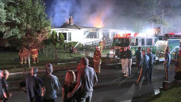 Woman, 75, killed in West Deptford house fire; firefighter injured