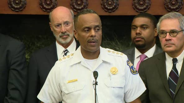 Philadelphia police commissioner resigns after mayor reads bias lawsuit
