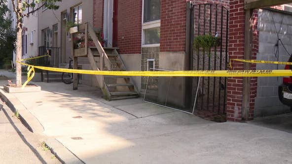 Boy, 5, critical after fall from 2nd-floor window in Center City, police say