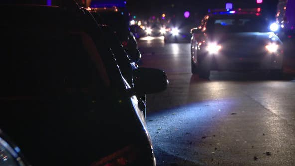 Police: Boy, 9, struck in hit-and-run while getting out of car