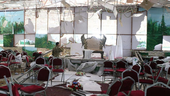 63 killed at wedding in Kabul, Islamic State claims