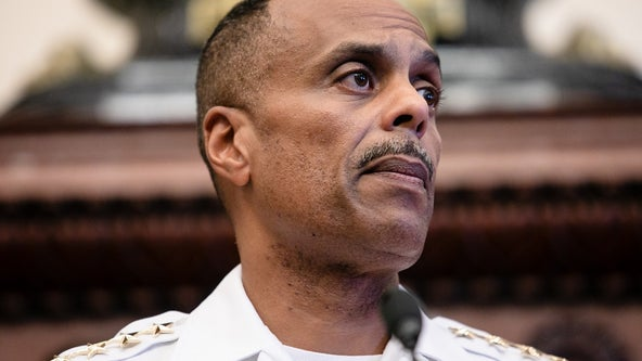 Philadelphia Police Commissioner Richard Ross resigns after mayor reads bias lawsuit