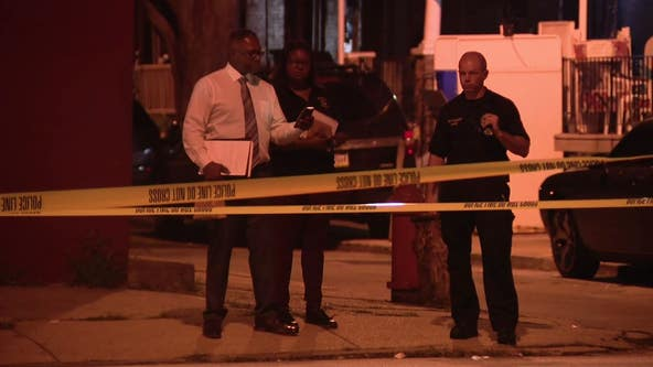6 dead, 3 injured after violent weekend in Philadelphia