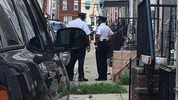 3 dead, 3 injured after violent start to weekend in Philadelphia