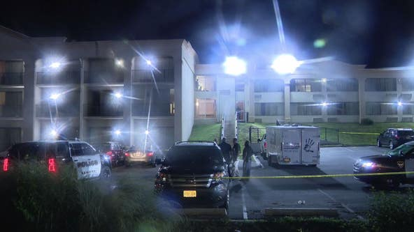 Man dead, another injured after shooting at Newark motel
