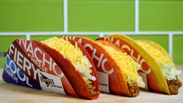 Taco Bell to remove 9 items from menu, including Fiery Doritos Locos Tacos, XXL Grilled Stuft Burrito