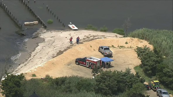 Crews locate body of missing kayaker near Heislerville, N.J.