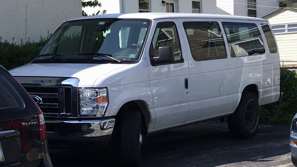 Mount Airy family desperate to find stolen van