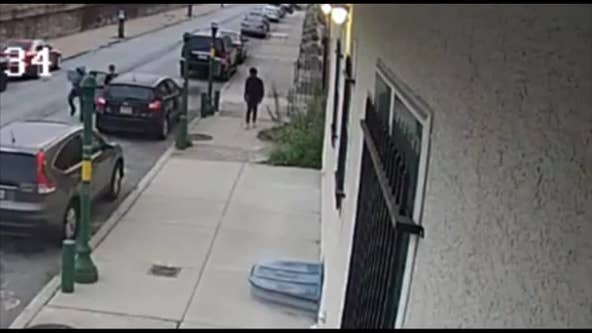 Suspects sought in North Philadelphia armed carjacking