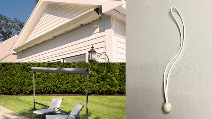 Reported death prompts recall of SunSetter motorized ...
