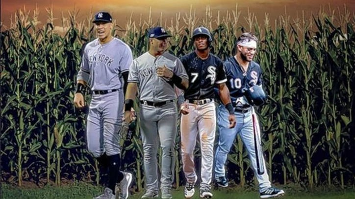 White Sox Yankees To Play At Field Of Dreams In 2020