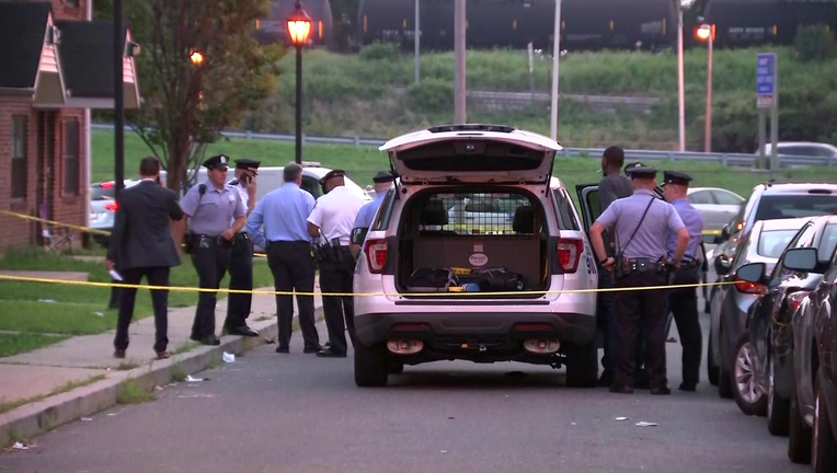 17-year-old shot and killed on Bambrey Terrace.