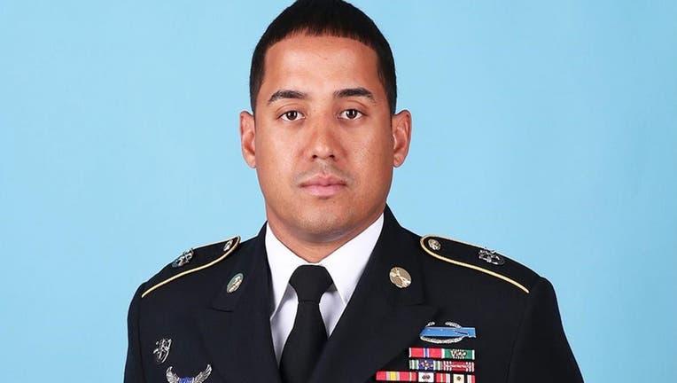 Master Sgt. Luis F. Deleon-Figueroa (US Army)