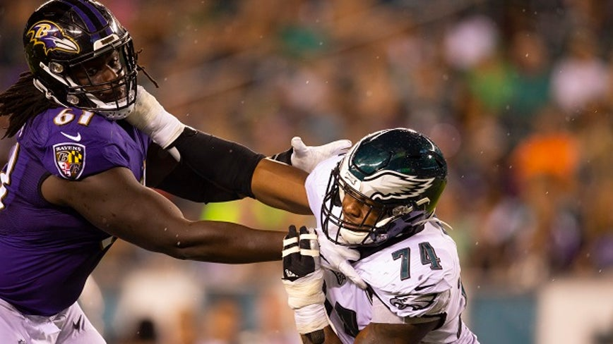 Baltimore Ravens beat Philadelphia Eagles 26-15