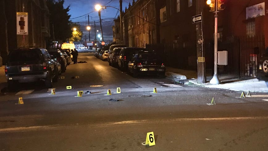 Police fatally shoot dog after attack on man in North Philly; man critical