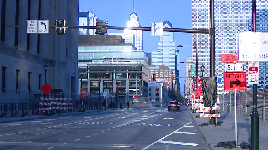 Chestnut Street bridge scheduled to close for construction for one year August 5.