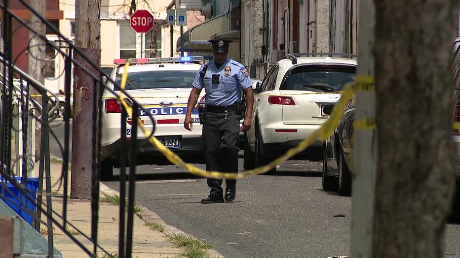 North Gratz Street shooting