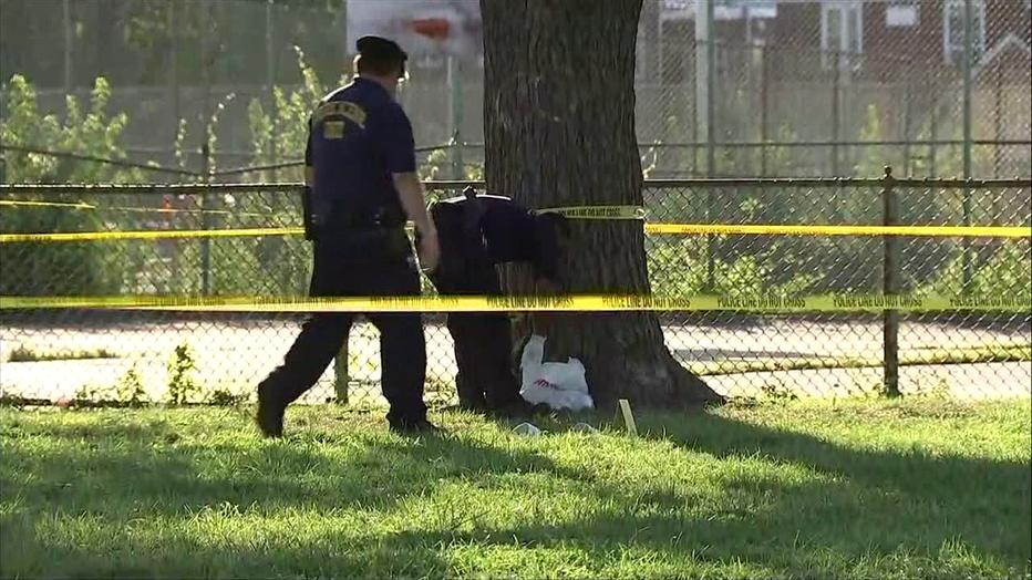 Man is stabbed on Hellerman Street