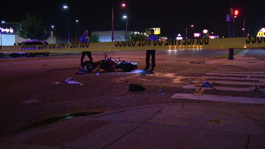 Motorcyclist killed, mother and 4 kids injured in Port