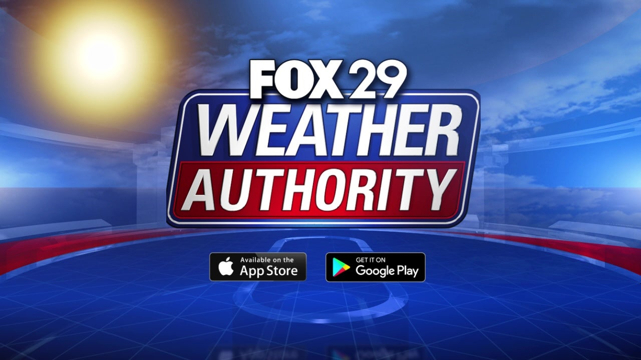 Download the FOX 29 Weather App!