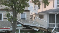 Neighbors share the horror of decks collapsing in Wildwood