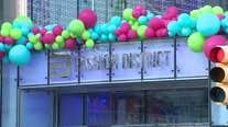 Center City's Fashion District opens to public Thursday