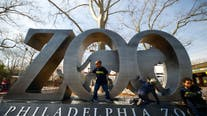 'Boo at the Zoo' brings trick-or-treating, sleepovers to Philadelphia Zoo this October