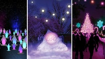 Philadelphia Zoo to transform into 'fantastical' winter wonderland for holiday season