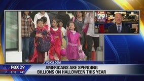 Consumers will spend $6.8 billion on Halloween