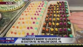 Breakfast With Bob: Weinrich's Bakery