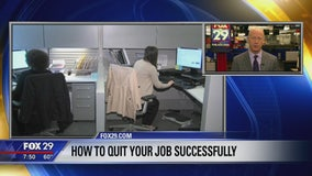 How to quit your job successfully