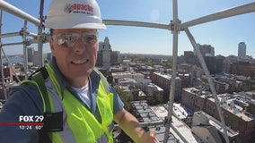 Hank's Take: Climbing the Christ Church Steeple