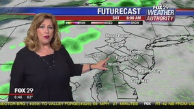 Weather Authority: Friday morning forecast