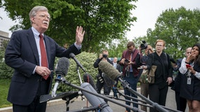 Trump says Bolton's services 'no longer needed'